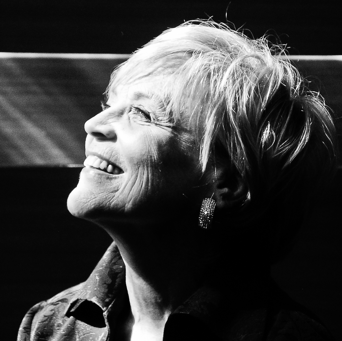 Diane Loomer. Photo by Bruce Hoffman