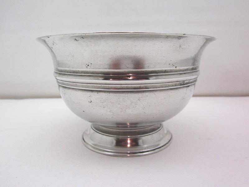 Richard King 18th C Broth Bowl  Item #123