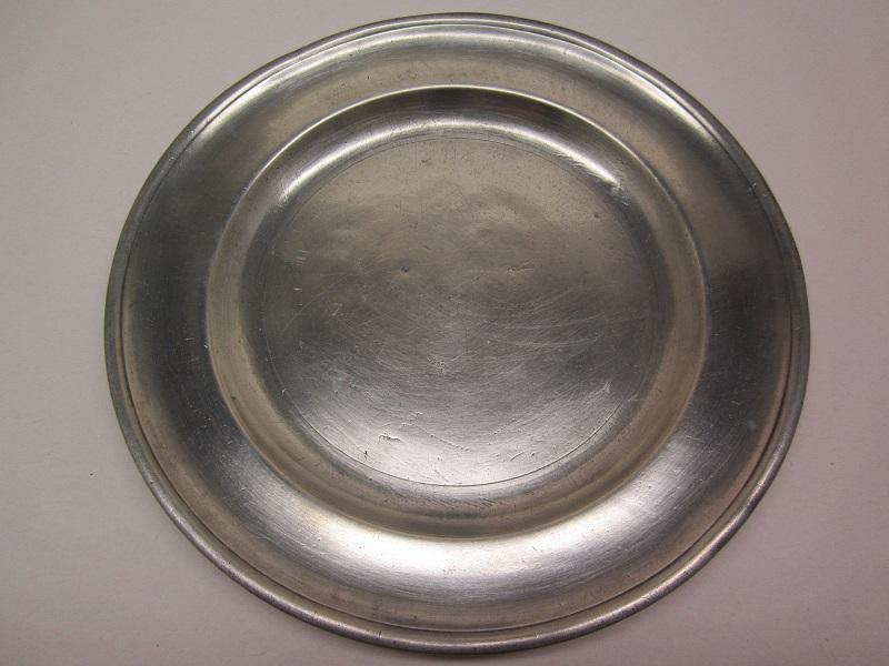 thomas danforth iii plate  item #2-433