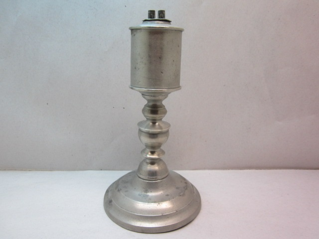 dunham/maine whale oil lamp  item #br-706