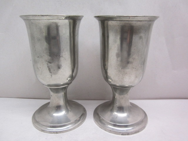 leonard, reed & barton church chalices  item #br-757