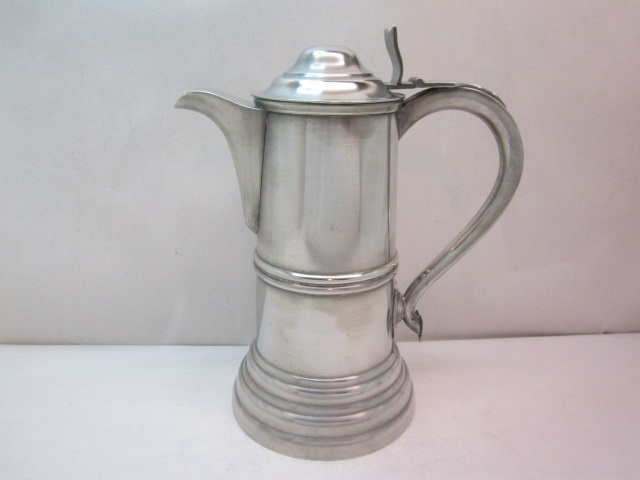 exceptional reed & barton flagon  item #2-771