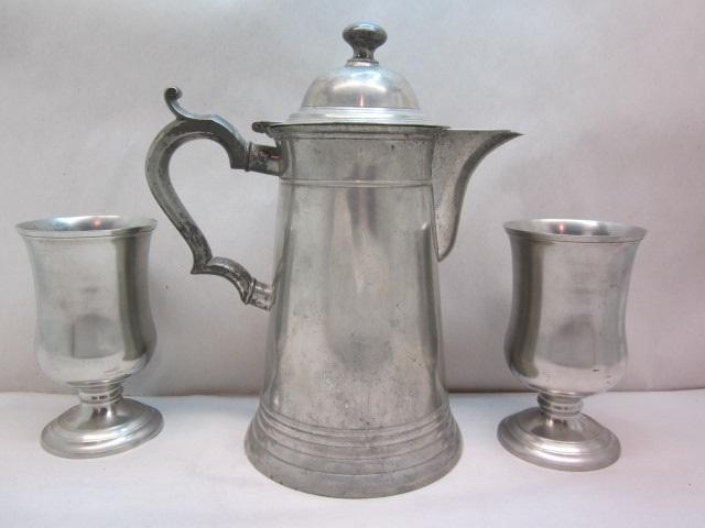 eben smith communion set  item #BR-811