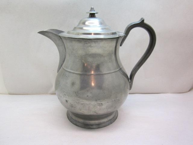 American lidded pitcher  item #br-817