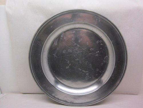 """16 5/8"""" t. page dish  item #br-930"""