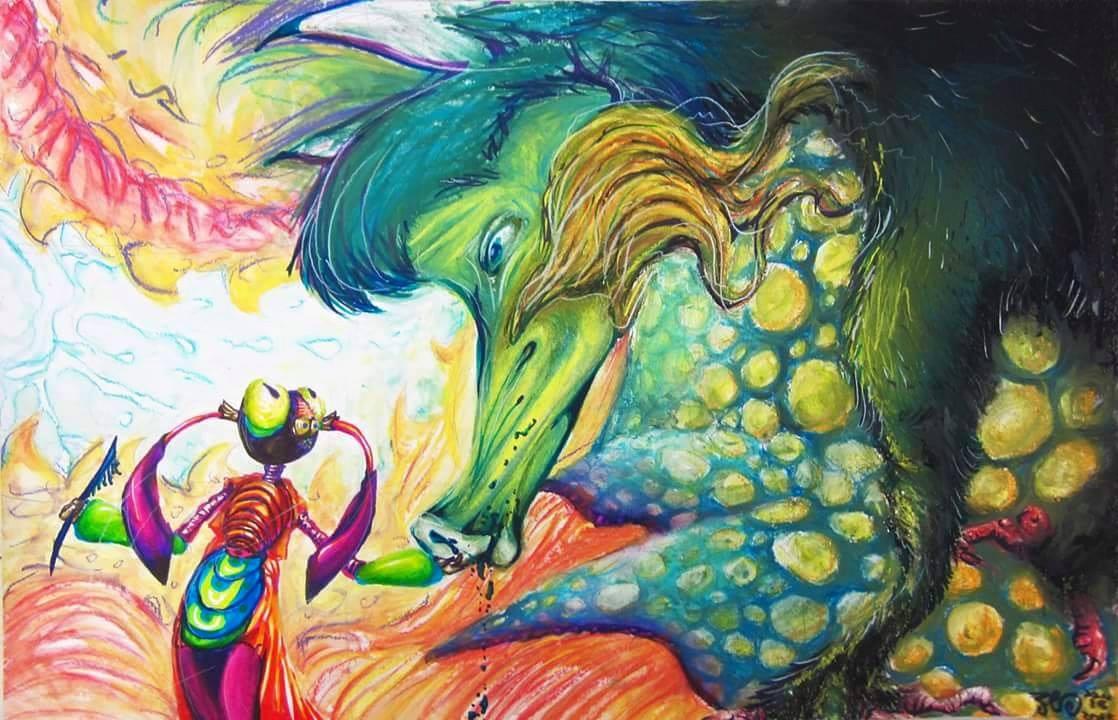 Drawings + Paintings -