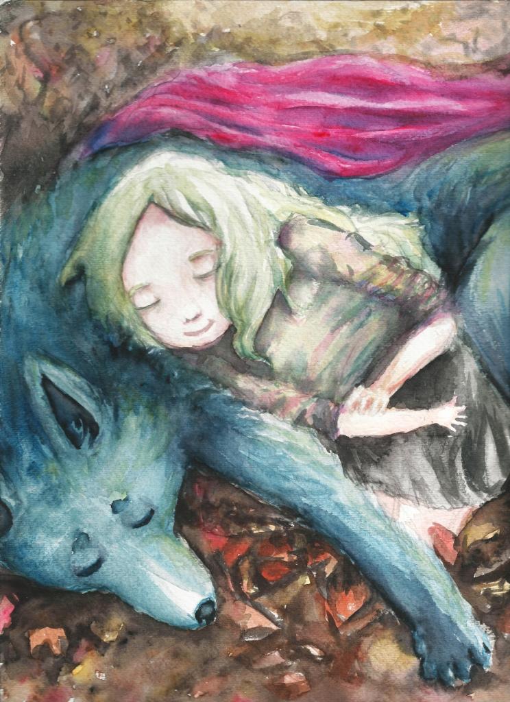 Book/Story Illustration -