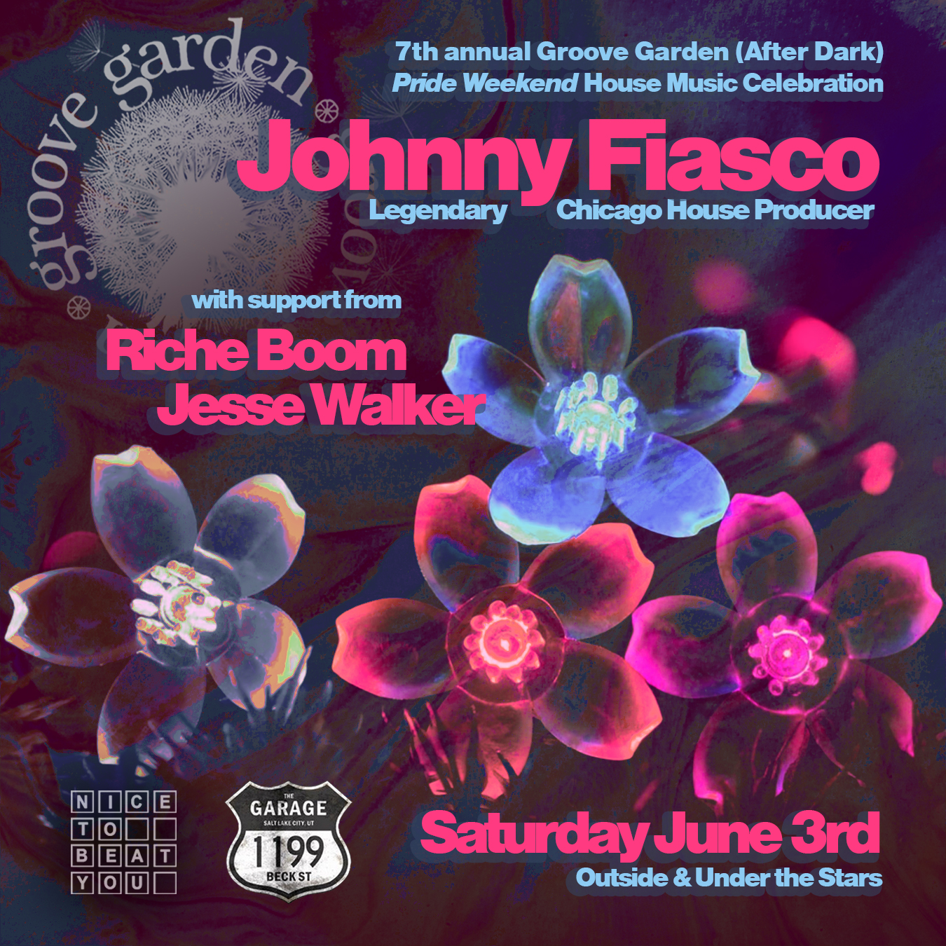 johnny fiasco groove garden
