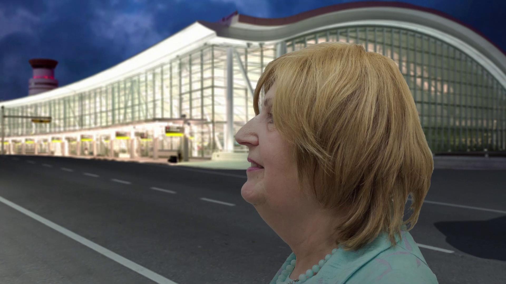 JCC TV Series Airport Snapshot