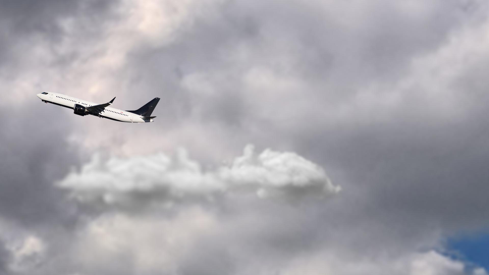 JCC TV Series Flying Plane Snapshot