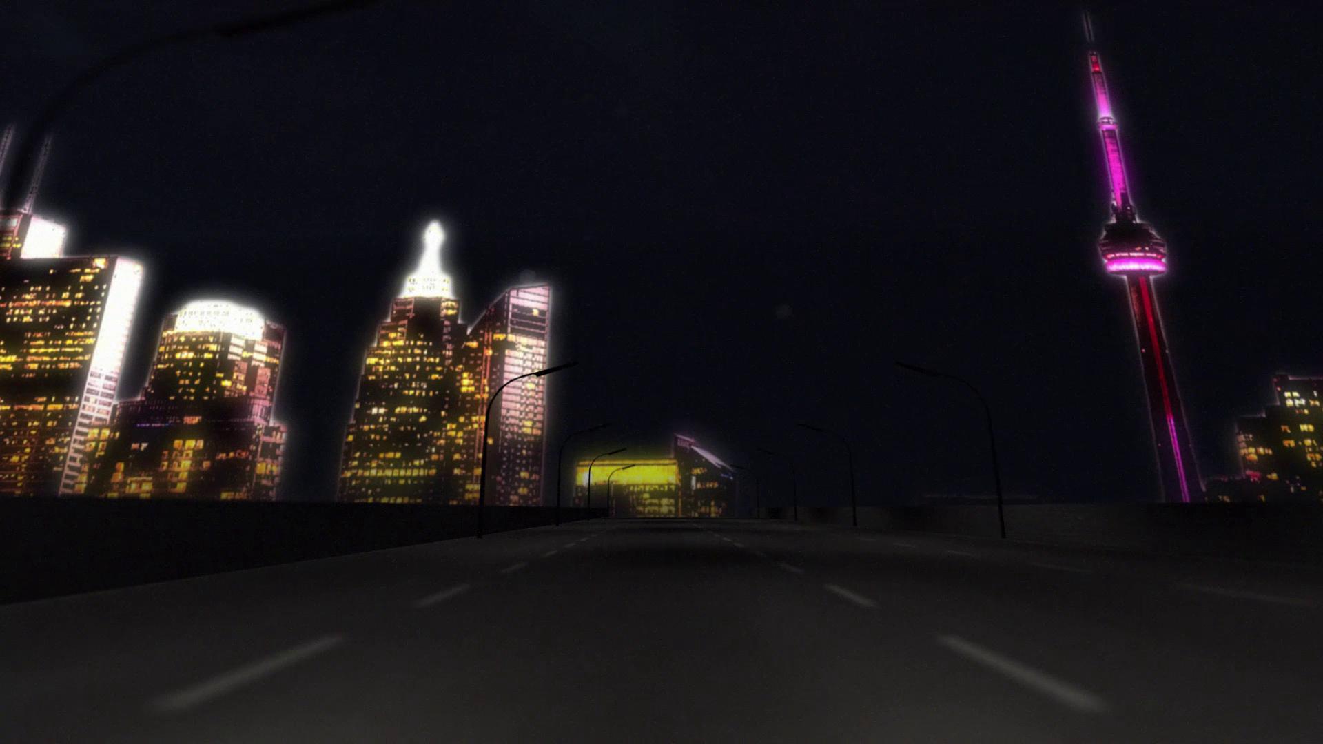 JCC TV Series Toronto City Lights Snapshot