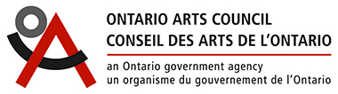 Ontario Arts Council + FIXT POINT