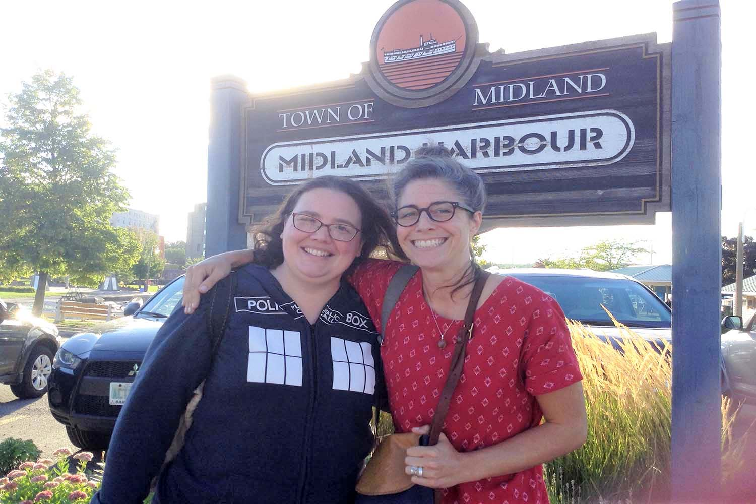The Tale of a Town Midland Storygathering