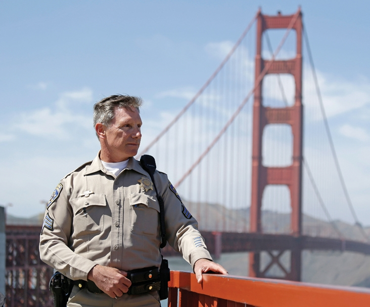 At the 2015 Matthew Silverman Memorial Golf Classic, we honoredSergeantKevin Briggs(also known as theGuardian of the Golden Gate Bridge),aCalifornia Highway Patrolofficer who has stopped upwards of two hundred people from jumping off of theGolden Gate BridgeintoSan Francisco Bay. Recently, Briggs announced that he would be retiring from the California Highway Patrol and focus his efforts onsuicideprevention.