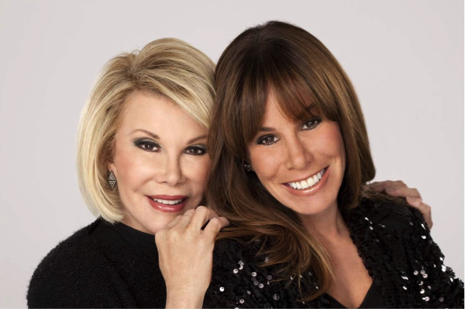 At the 2015 Light Up the Night event we honored Melissa and the late Joan Rivers. After the tragic loss of Joan's Husband and Melissa's father Edgar in 1987, have turned their grief into dedication for Suicide Awareness and Prevention.
