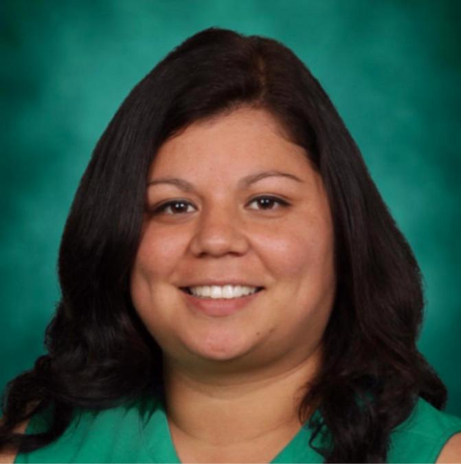 Susana Recinos, Head of the Neuwirth Counseling Team at Alliance Neuwirth Leadership Academy
