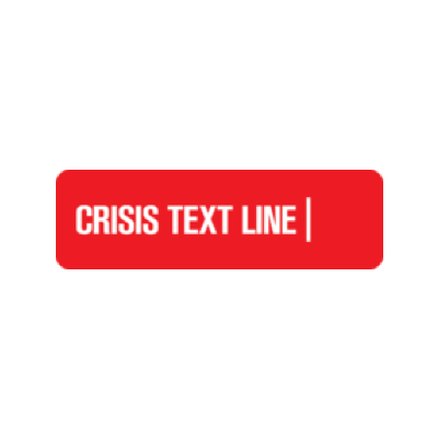 "Crisis Text Line   Text ""START"" to 741-741   Crisis Text Line serves anyone in any type of crisis, providing them access to free, 24/7 emotional support and information they need via the medium they already use and trust: text."