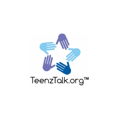 TEENZTALK   contact@teenztalk.org    A nonprofit started by a teen for teens around the world.