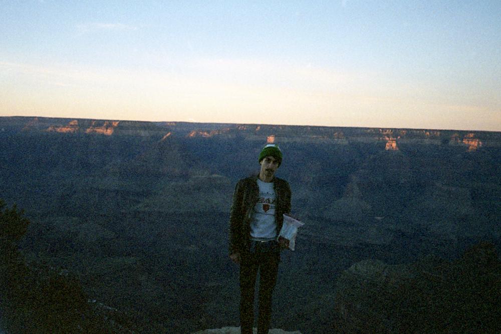 Grandma and I at the Grand Canyon, 2013