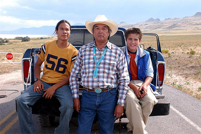 The cast of Buffalo Dreams.