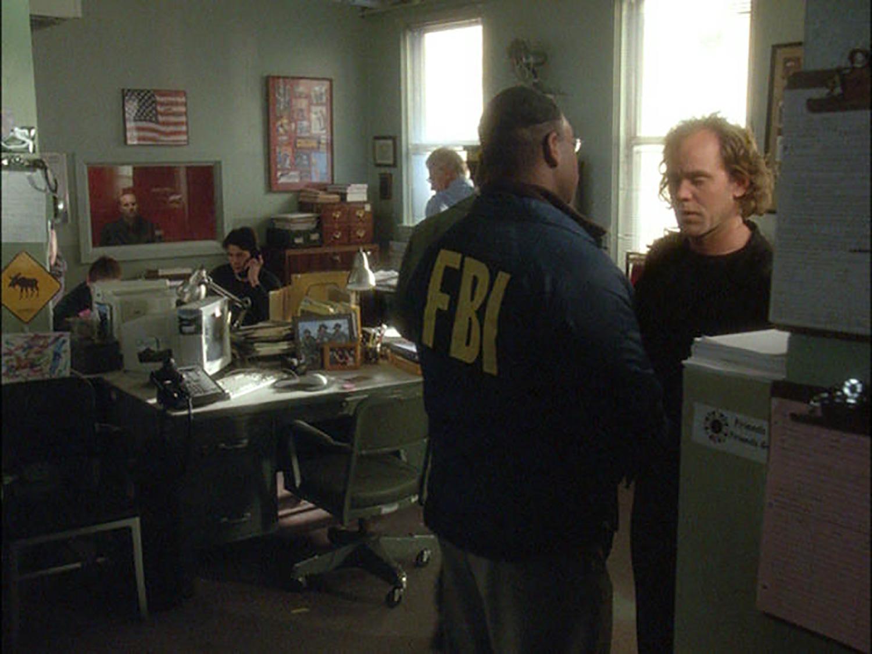 FBI's Alaskan field office.