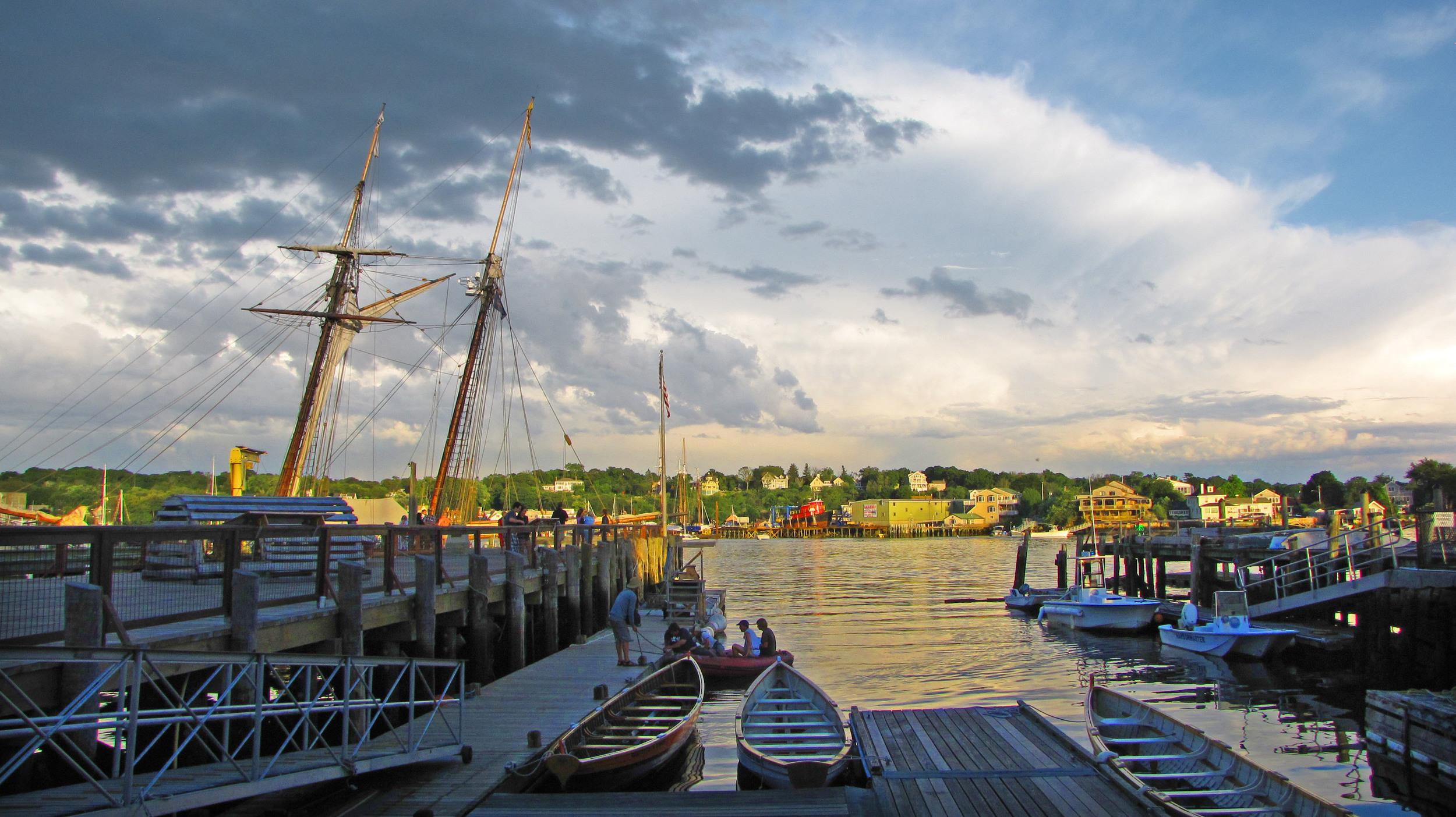 Gloucester Maritime Museum and Marina.jpg