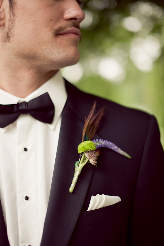 Boutonniere by  Abbotsford wedding florist,  Floral Design by Lili in Abbotsford, B.C.