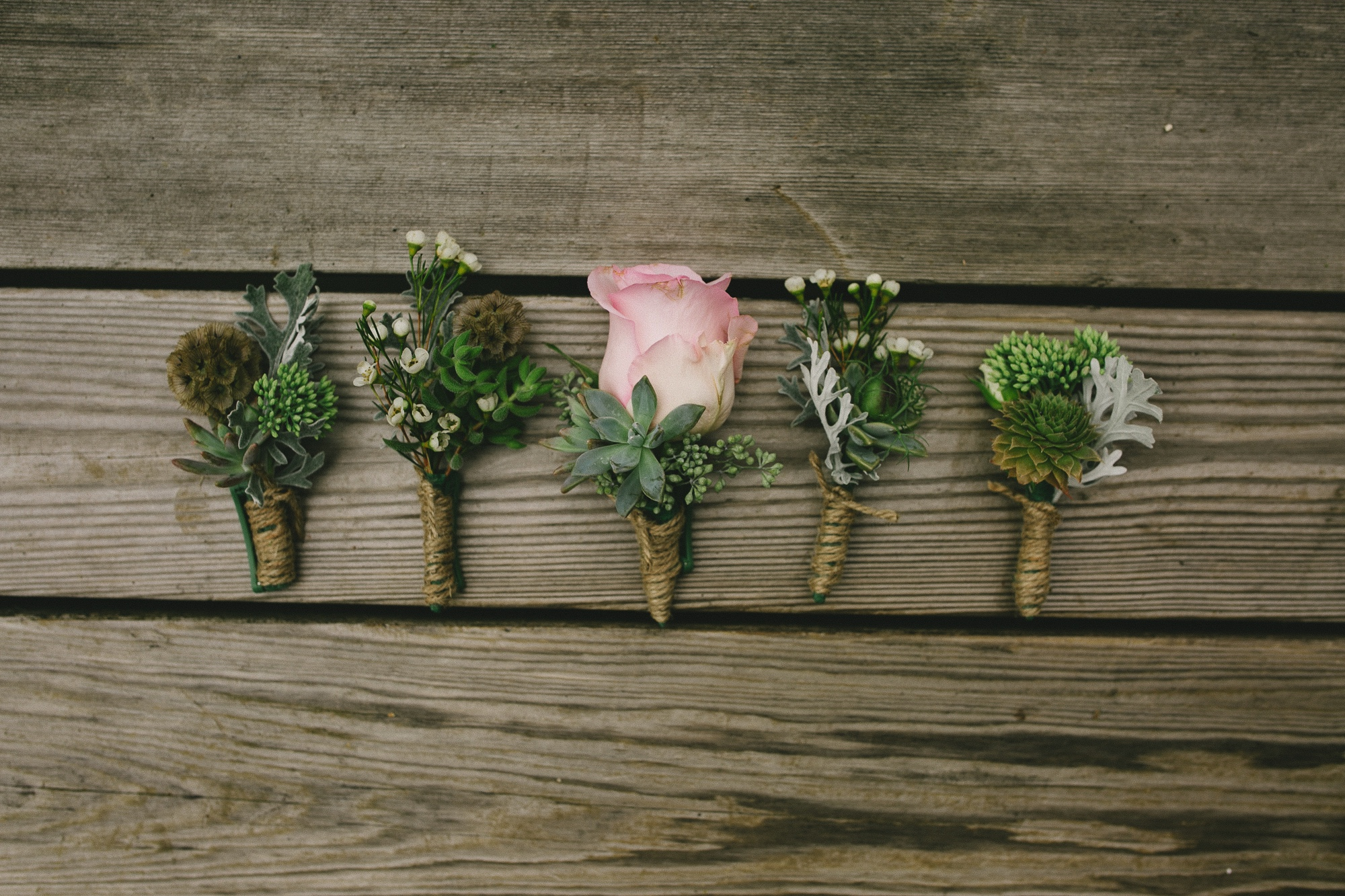 Bouttonniere by  Fraser Valley wedding Florist  , Floral Design by Lili ,Image by Sara Rogers Photography