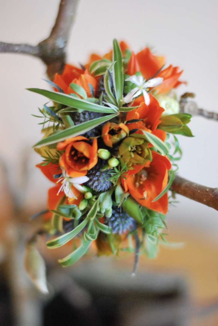Floral Jewellery/Corsage for weddings, Birthdays,Anniversary and or Mother's day gift and also for Graduation prom by Floral Design by Lili , Vancouver/Lower Main land Florist.