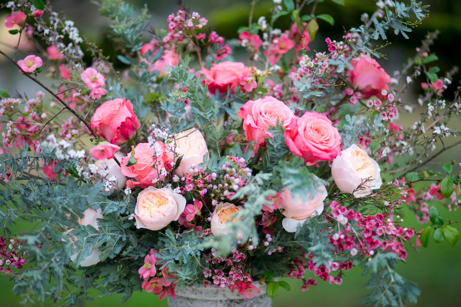 Floral designs by lili wedding flowers vancouver bc