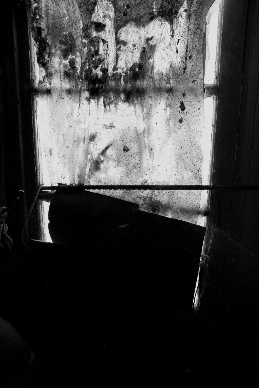 Sombras da casa habitada