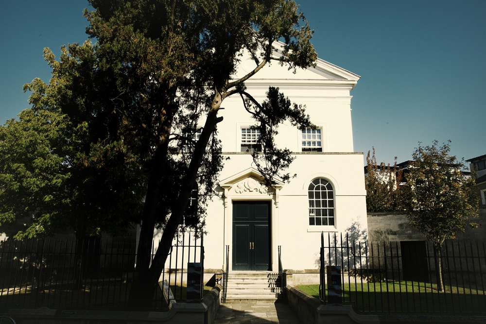 Holywell Music Room, Holywell Street, Oxford