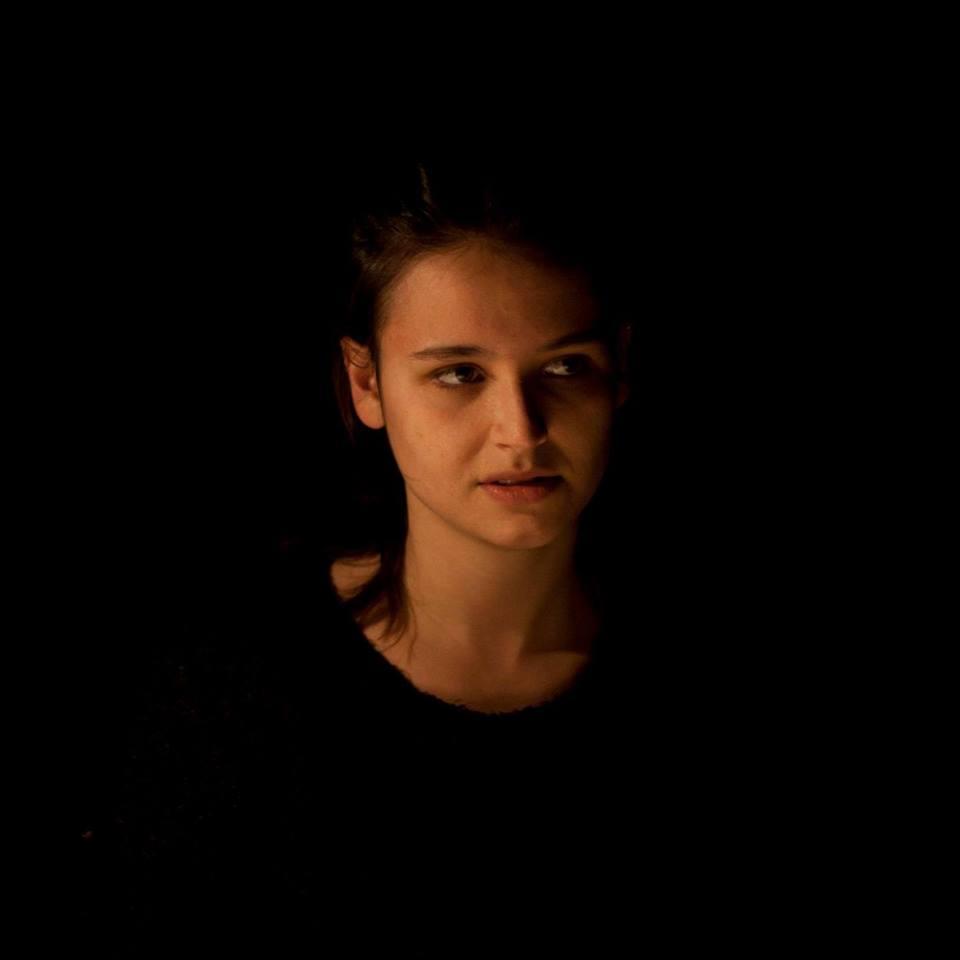 Fotografia de Patrícia Ferreira. Isabel Milhanas Machado em Mariana (2014).