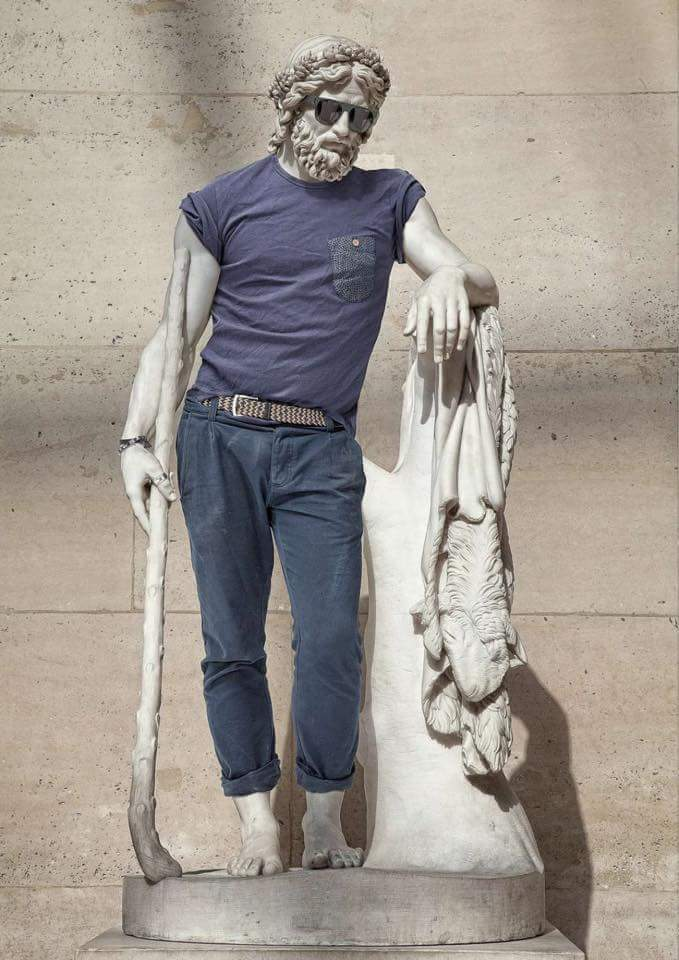 Léo Caillard ( Hipsters in Stone , 2012-2016)
