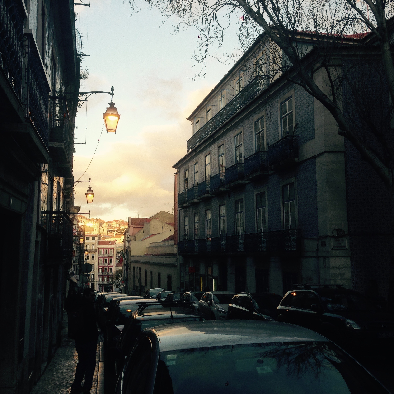 Lisboa, Rua da Escola Politécnica