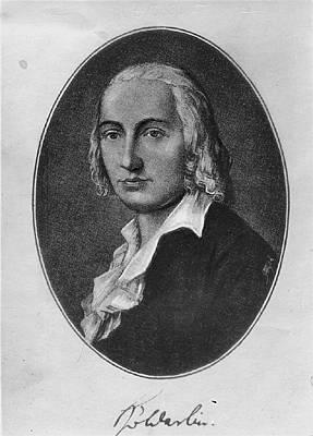 Hölderlin concluiu a sua obra aos 30 anos