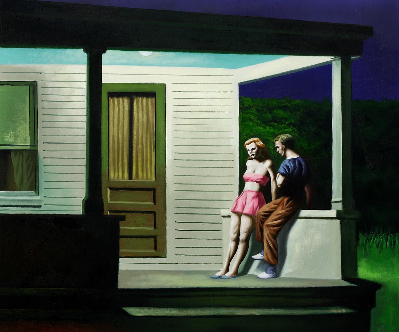 Summer Evening by Edward Hopper.jpg