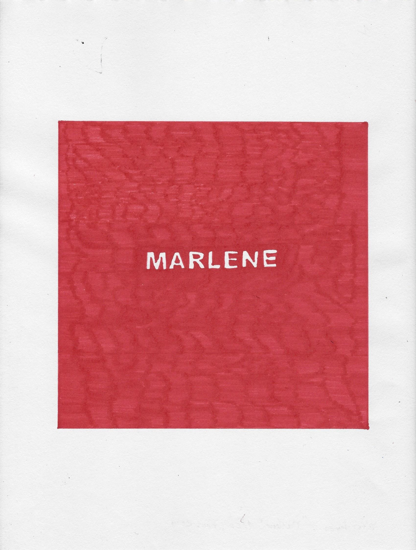Vítor Teves, Marlene