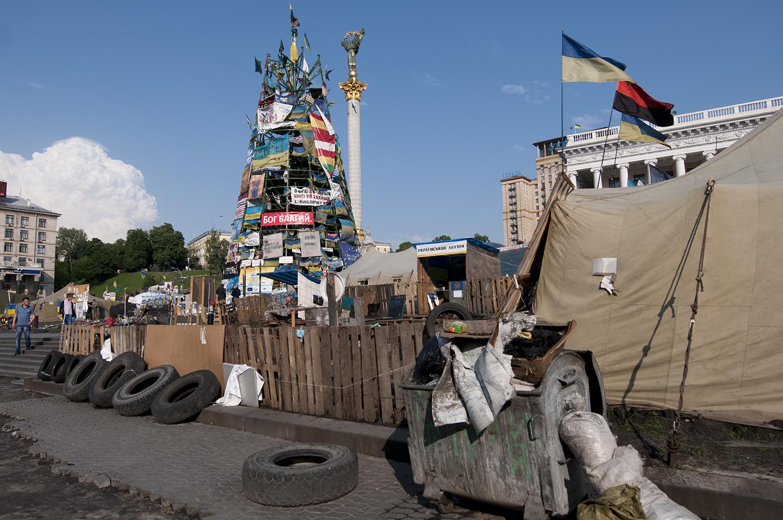 The Christmas three of Maidan
