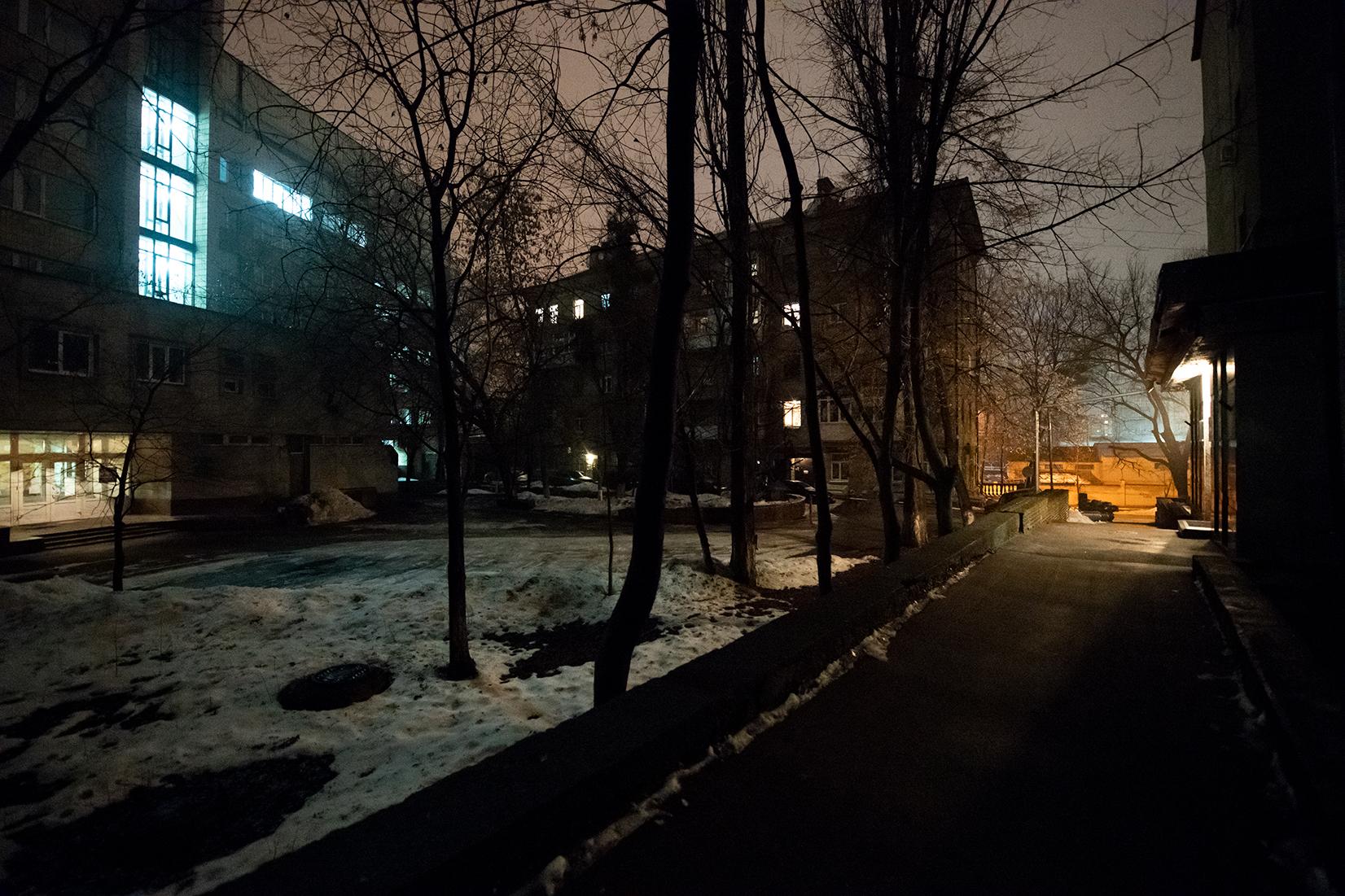 Observatornyi street