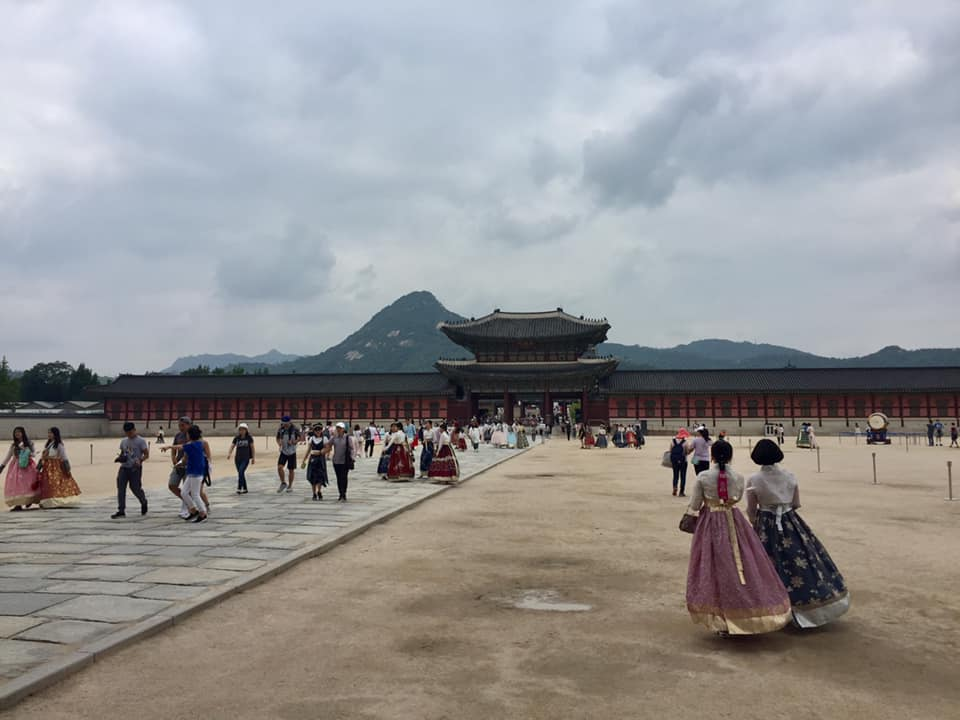 Seoul, South Korea, June 2019
