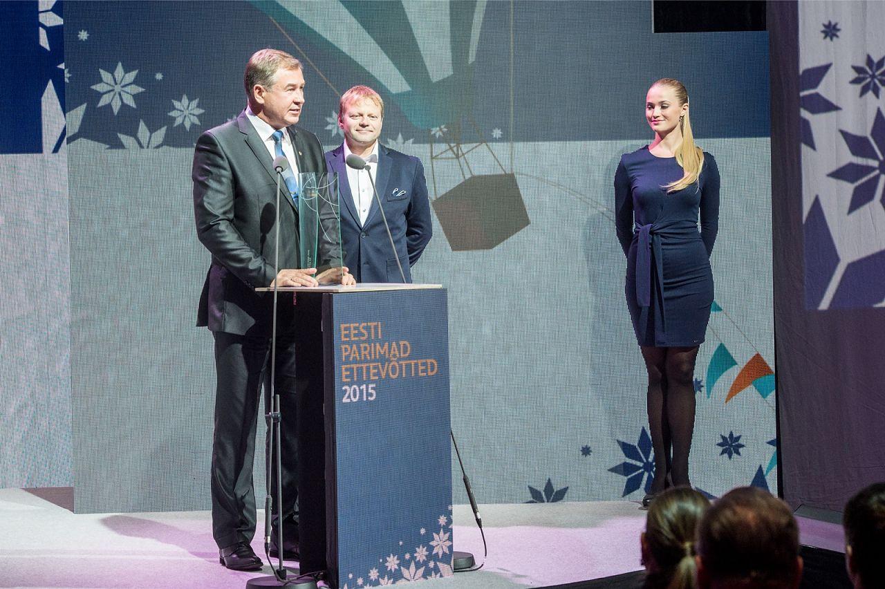 In cooperation with Tiina Sarapu  customer: EAS  Photo: Ilmar Saabas, Delfi
