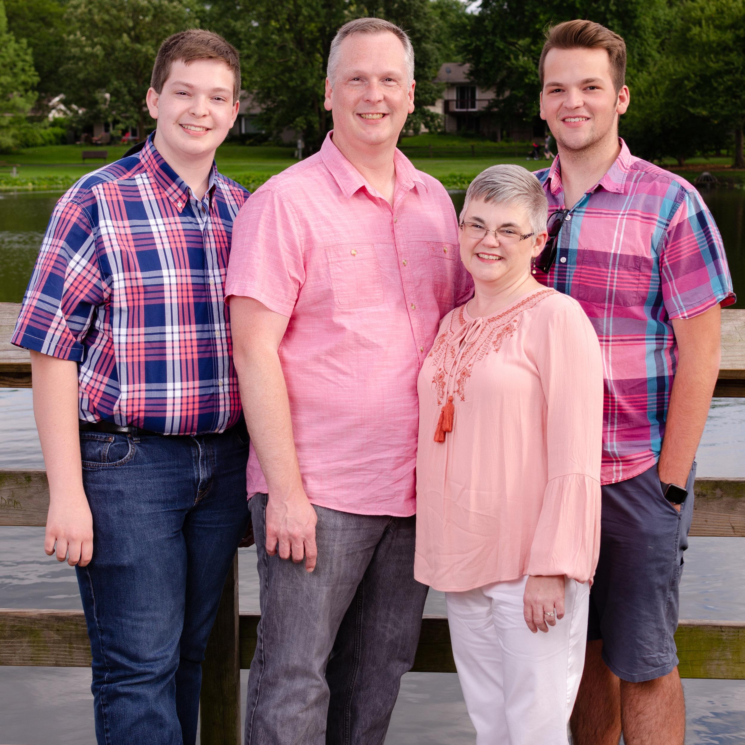 Wallace Family - 2018