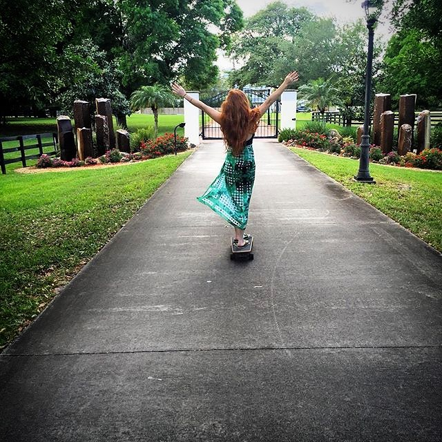 • #seasagespotted - on a fellow mermaid - the emerald scarf - odessa - florida - @aydegray •