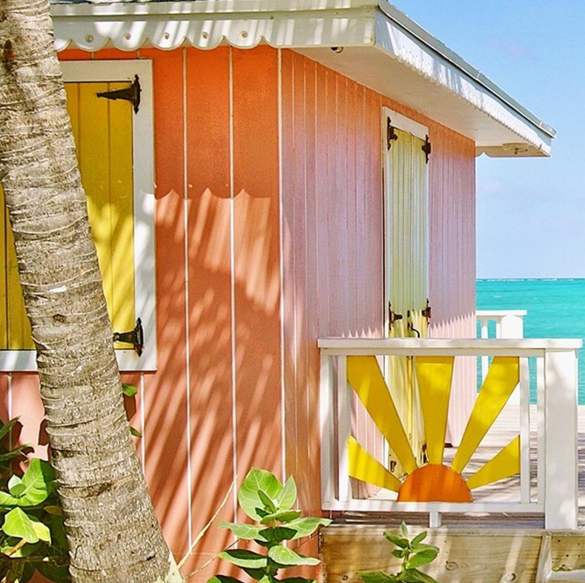 • caribbean colours •