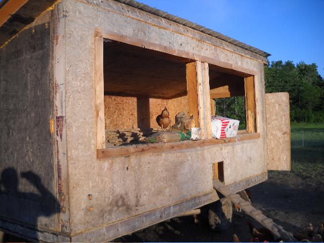 Castor River Farm Chicken Coop