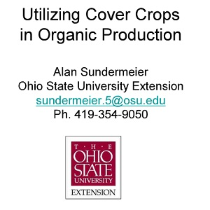 cover crops title page