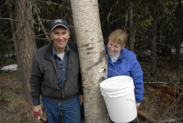 Meet Jerry and Laura Entzminger, the owners of Sweet Tree Ventures.