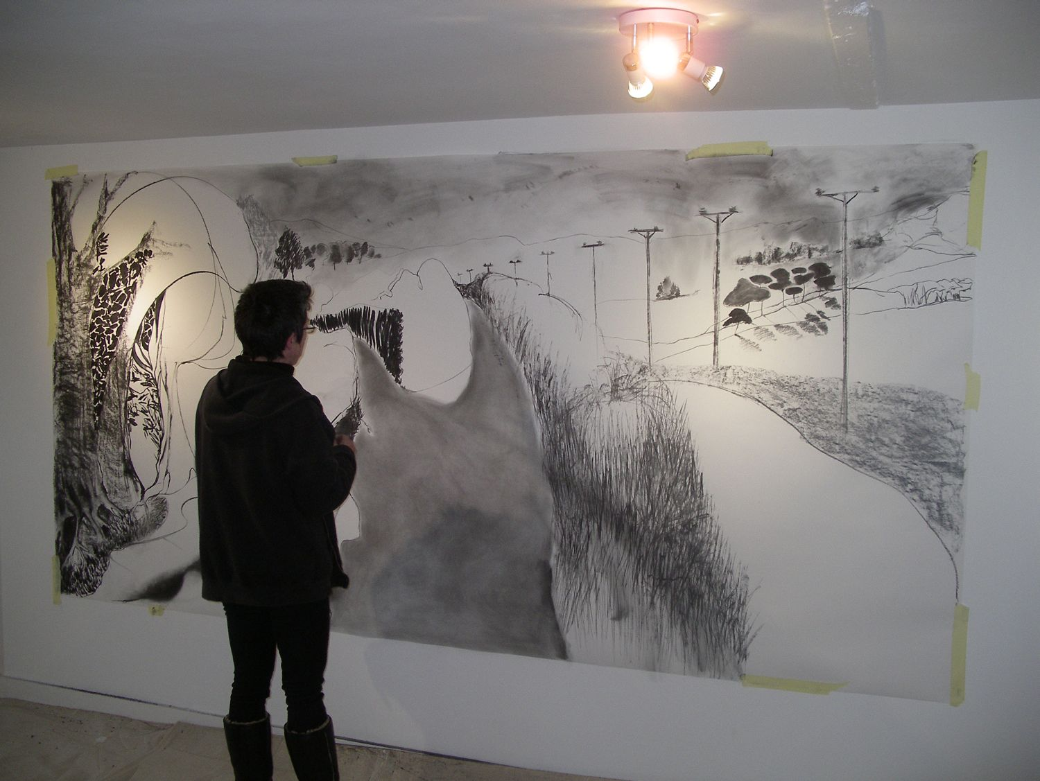 Drawing_Journey to Castle Hill Process 28.3.2013 - 5.jpg