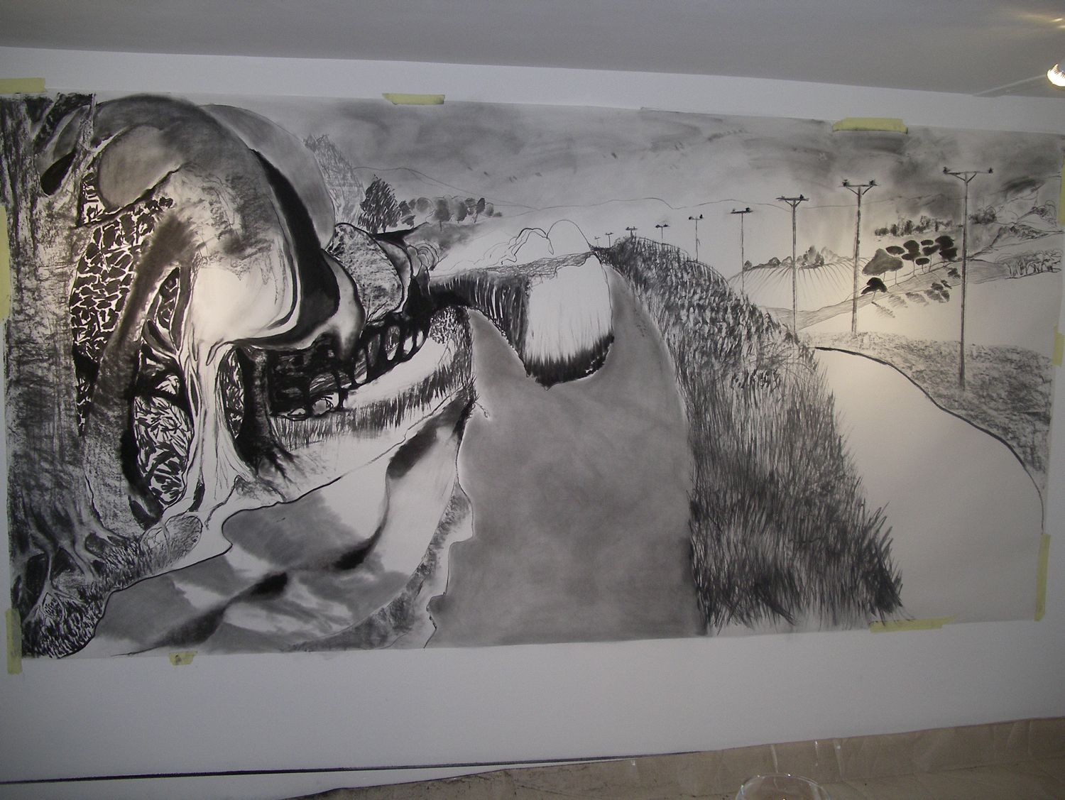 Drawing_Journey to Castle Hill Process 28.3.2013 - 8.jpg
